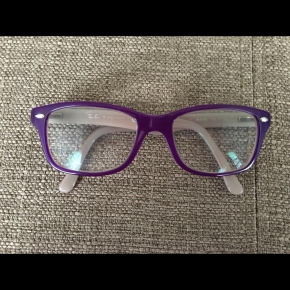Ray-ban eyeglasses & case